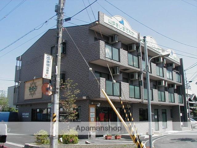 滋賀県大津市、瀬田駅徒歩49分の築18年 3階建の賃貸マンション