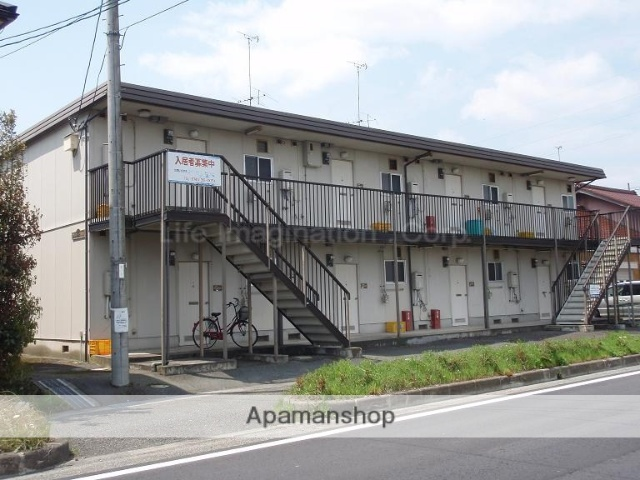 滋賀県高島市、近江高島駅徒歩14分の築27年 2階建の賃貸アパート