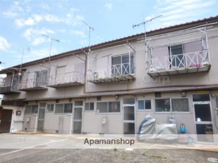 滋賀県大津市、瀬田駅徒歩10分の築41年 2階建の賃貸アパート