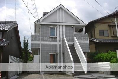 滋賀県大津市、瀬田駅徒歩20分の築26年 2階建の賃貸アパート