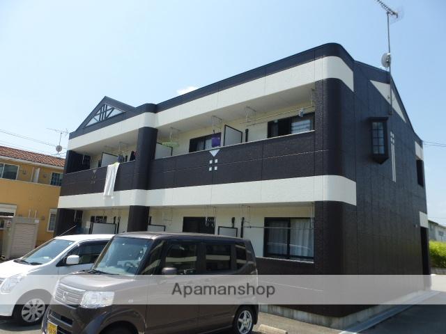 滋賀県高島市、安曇川駅徒歩3分の築14年 2階建の賃貸マンション