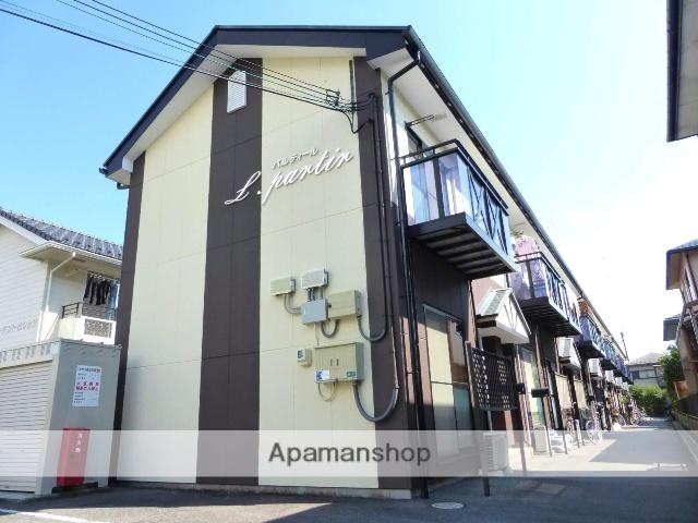 滋賀県大津市、おごと温泉駅徒歩40分の築16年 2階建の賃貸テラスハウス