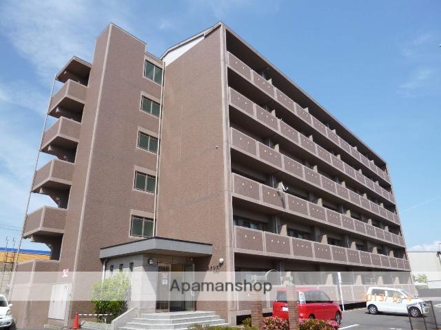滋賀県守山市、野洲駅徒歩37分の築10年 6階建の賃貸マンション