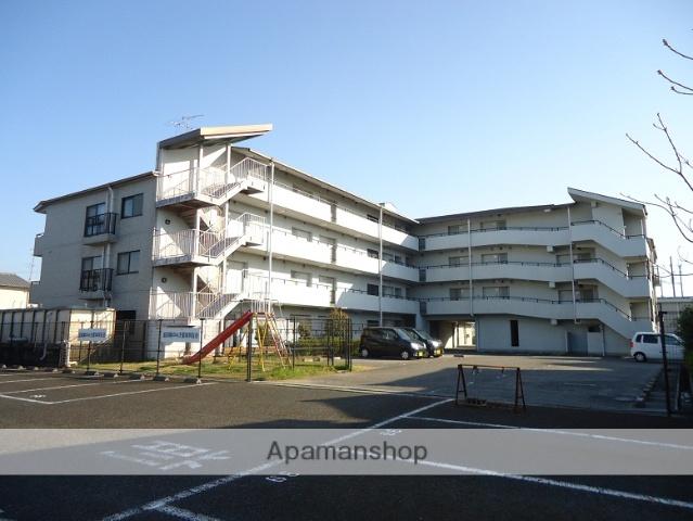 滋賀県草津市、栗東駅徒歩54分の築19年 4階建の賃貸マンション