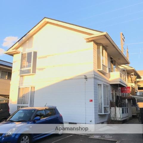 滋賀県大津市、小野駅徒歩27分の築25年 2階建の賃貸アパート