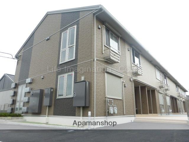 滋賀県大津市、大津京駅徒歩23分の新築 2階建の賃貸アパート
