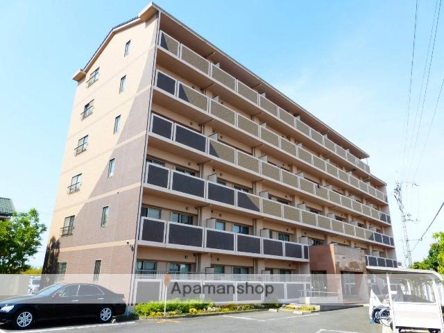 滋賀県大津市、南草津駅徒歩31分の築12年 6階建の賃貸マンション