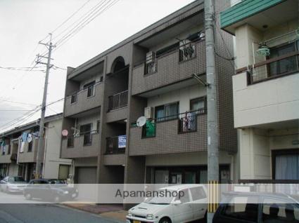 滋賀県彦根市、南彦根駅徒歩12分の築28年 3階建の賃貸マンション
