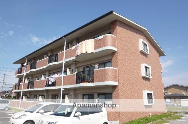 滋賀県彦根市、彦根駅徒歩47分の築15年 3階建の賃貸マンション