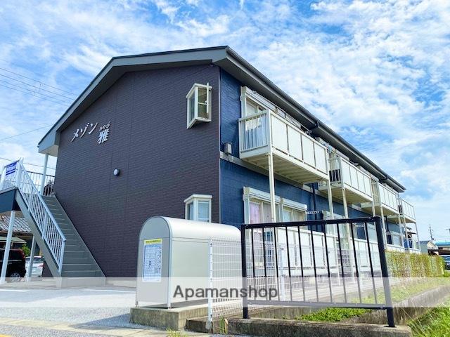 滋賀県彦根市、河瀬駅徒歩4分の築18年 2階建の賃貸アパート