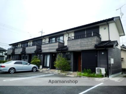 滋賀県長浜市、河毛駅徒歩15分の築12年 2階建の賃貸テラスハウス