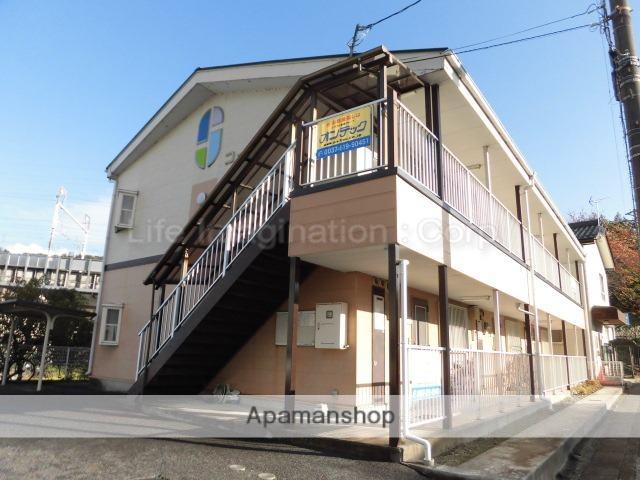 滋賀県彦根市、彦根駅徒歩31分の築21年 2階建の賃貸アパート