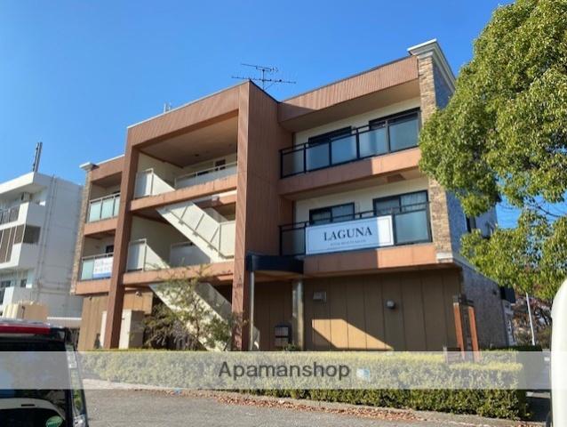 滋賀県長浜市、田村駅徒歩25分の築21年 3階建の賃貸アパート