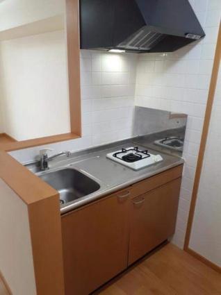 サニーヴィラ参番館[1K/30.07m2]のキッチン