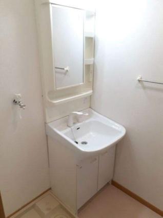サニーヴィラ参番館[1K/30.07m2]の洗面所