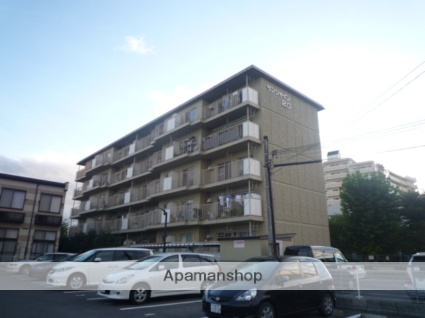 滋賀県守山市、野洲駅徒歩53分の築29年 5階建の賃貸マンション