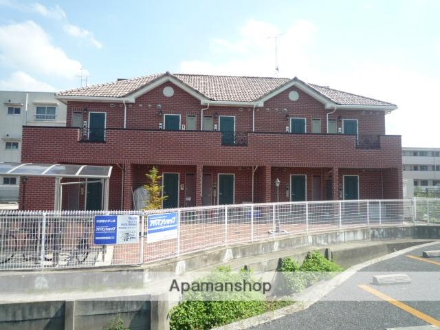 滋賀県守山市、野洲駅徒歩69分の築11年 2階建の賃貸アパート