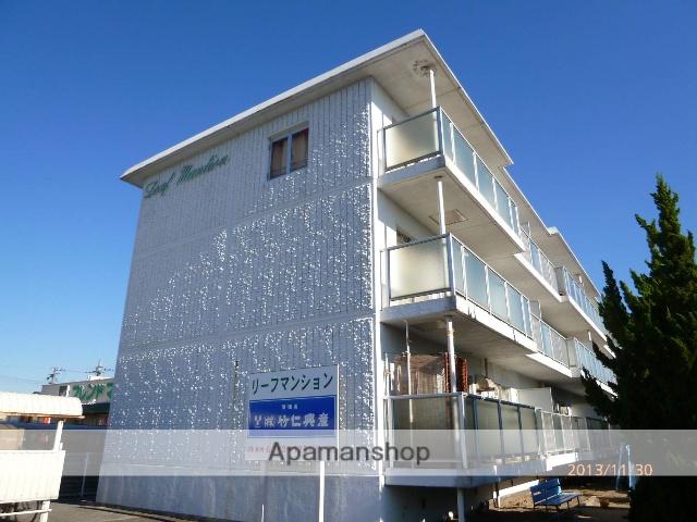 滋賀県守山市、野洲駅徒歩53分の築17年 3階建の賃貸マンション