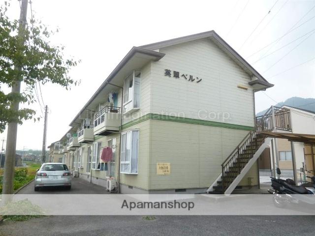 滋賀県大津市、大津京駅徒歩65分の築26年 2階建の賃貸アパート