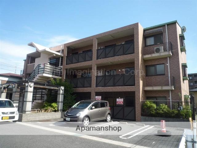 滋賀県大津市、大津京駅徒歩15分の築15年 3階建の賃貸マンション