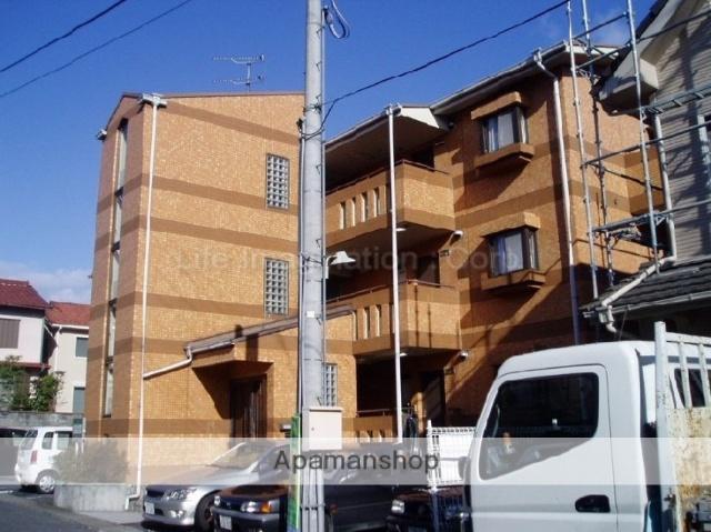 滋賀県大津市、大津京駅徒歩4分の築27年 3階建の賃貸マンション