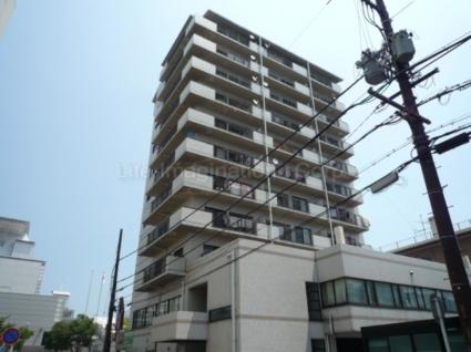 滋賀県大津市、膳所駅徒歩20分の築26年 11階建の賃貸マンション