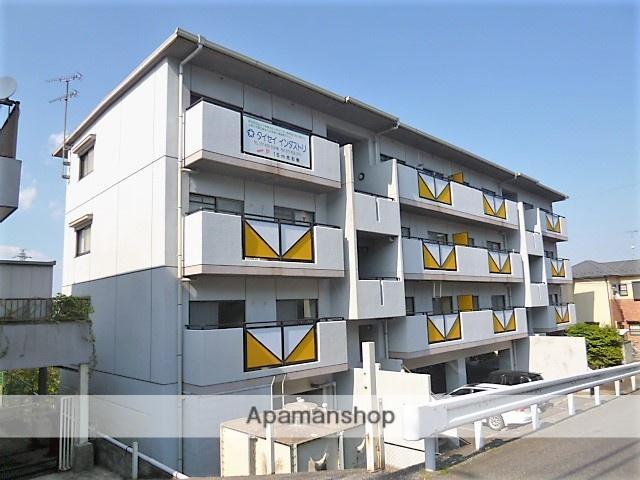 滋賀県大津市、瀬田駅徒歩73分の築23年 4階建の賃貸マンション