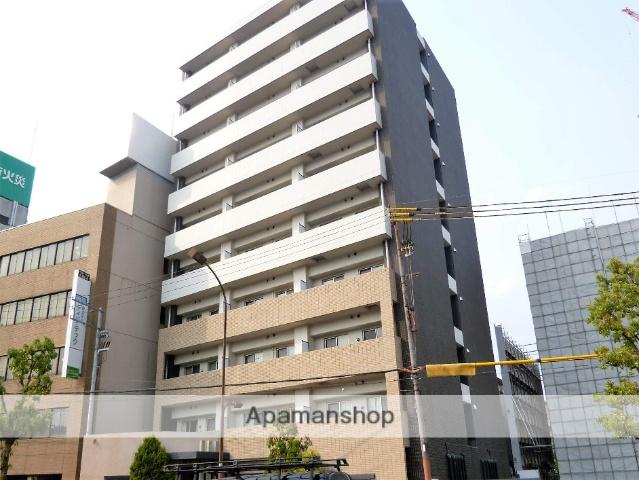 滋賀県大津市、膳所駅徒歩10分の築8年 10階建の賃貸マンション