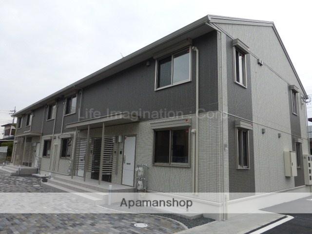 滋賀県大津市、大津京駅徒歩40分の築2年 2階建の賃貸アパート