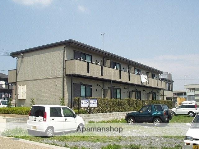 滋賀県大津市、おごと温泉駅徒歩2分の築22年 2階建の賃貸マンション
