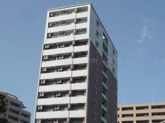 滋賀県大津市、膳所駅徒歩35分の築5年 15階建の賃貸マンション