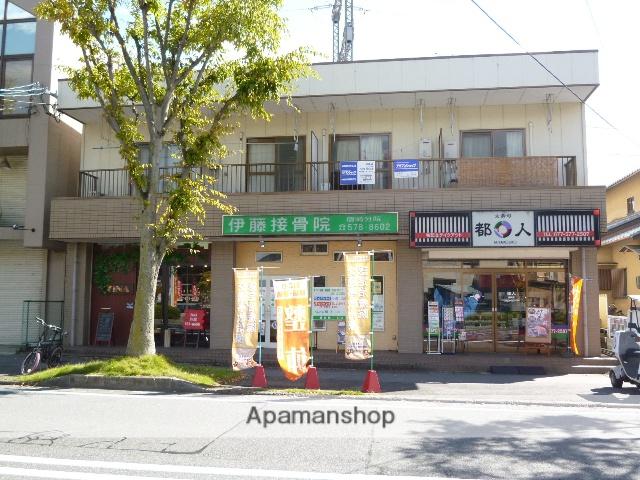 滋賀県大津市、唐崎駅徒歩3分の築18年 2階建の賃貸マンション