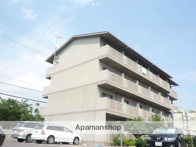滋賀県大津市、瀬田駅徒歩8分の築18年 4階建の賃貸マンション