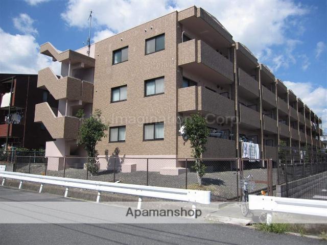 滋賀県大津市、大津京駅徒歩5分の築19年 3階建の賃貸マンション