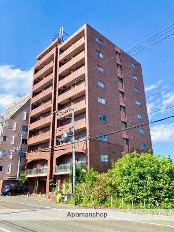 滋賀県大津市、大津京駅徒歩4分の築11年 9階建の賃貸マンション