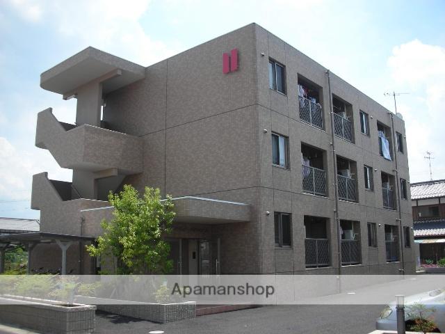 滋賀県守山市、野洲駅徒歩58分の築8年 3階建の賃貸マンション