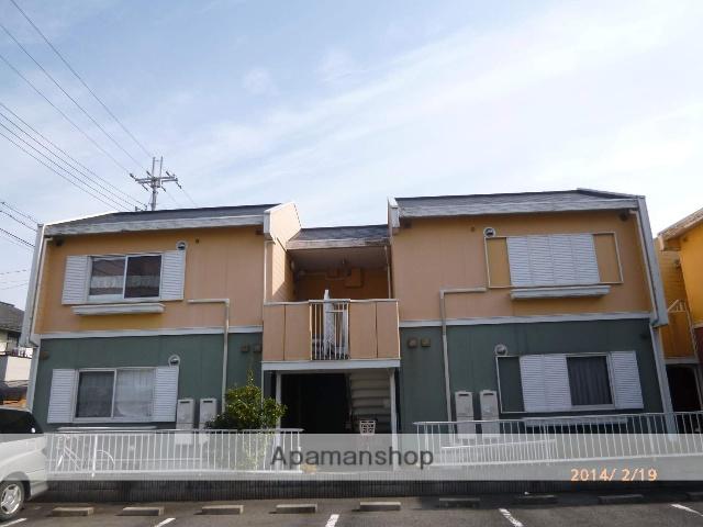 滋賀県守山市、野洲駅徒歩59分の築26年 2階建の賃貸アパート