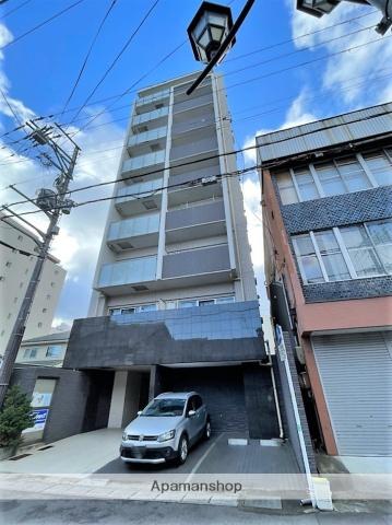 滋賀県大津市、膳所駅徒歩24分の築3年 9階建の賃貸マンション