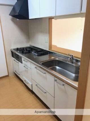 パデシオン浜大津[4LDK/83.59m2]のキッチン