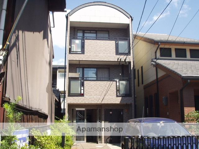 滋賀県大津市、膳所駅徒歩54分の築19年 3階建の賃貸マンション
