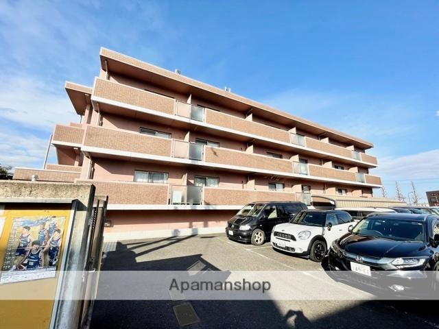 滋賀県大津市、石山駅徒歩13分の築10年 3階建の賃貸マンション