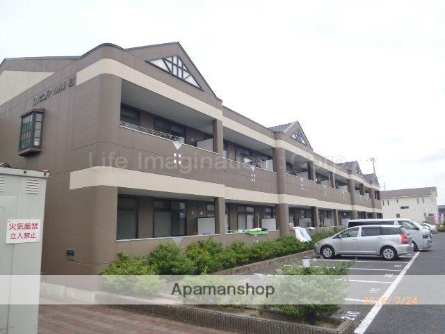滋賀県守山市、野洲駅徒歩72分の築16年 2階建の賃貸マンション