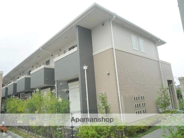 滋賀県守山市、野洲駅徒歩76分の築7年 2階建の賃貸アパート