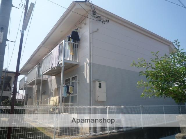 滋賀県守山市、野洲駅徒歩44分の築21年 2階建の賃貸アパート