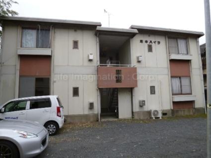 滋賀県大津市、膳所駅徒歩23分の築31年 2階建の賃貸アパート