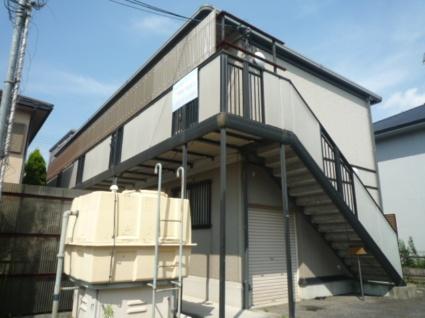 滋賀県守山市、野洲駅徒歩70分の築18年 2階建の賃貸アパート