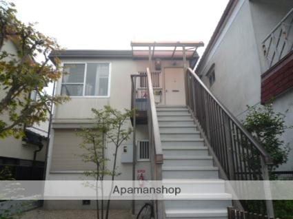 滋賀県大津市、瀬田駅徒歩36分の築28年 2階建の賃貸アパート