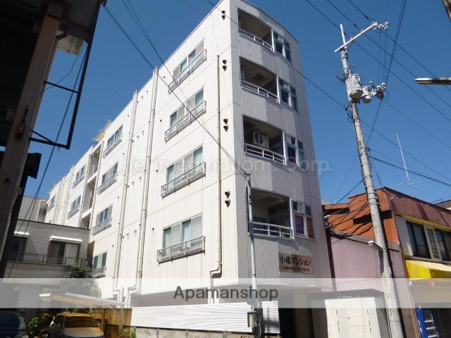 滋賀県大津市、膳所駅徒歩29分の築21年 5階建の賃貸マンション
