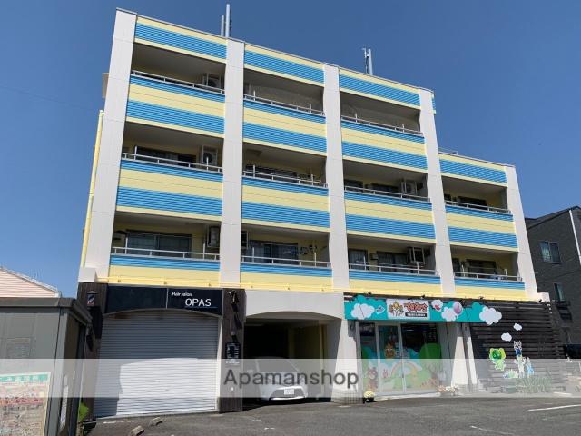 滋賀県守山市、野洲駅徒歩78分の築16年 4階建の賃貸マンション