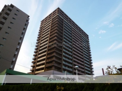 滋賀県大津市、膳所駅徒歩12分の築13年 22階建の賃貸マンション